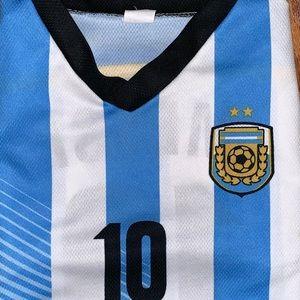 Argentina Lionel Messi Jersey